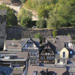 Cochem Altstadt Mauer
