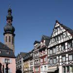 Cochems Altstadt am Marktplatz