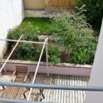 Terrasse Ferienhaus Rosa